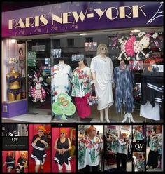 PARIS NEW YORK  prêt à porter grandes tailles             58 rue maréchal Leclerc 50000 SAINT-LO