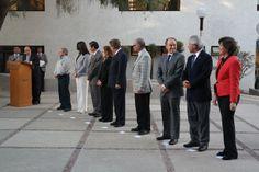 Ceremonia de reinauguración del CICBI (13/02/14).