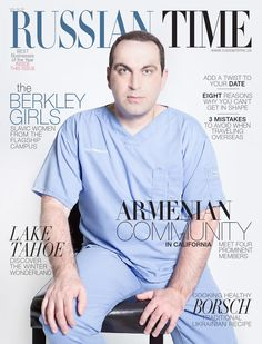 "Russian Time Magazine February 2016  Russian Time Magazine has a special purpose: to provide recognition of ""people who carry the torch"" offering outstanding service and strong leadership to their community. This luxury publication Russian Time fulfills this purpose by featuring stories about top-rated companies, business owners, volunteers and community leaders of Northern California.Russian Time is a hard copy media platform featuring the popular ""Miss Russian California"" beauty contest…"