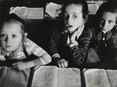new york, 1954 • leonard freed