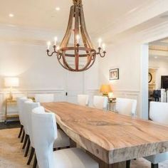 99 simple french country dining room decor ideas (13)