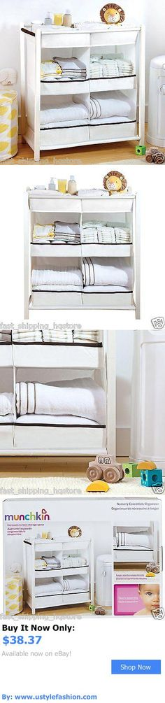 Organizers And Nets: Baby Clothes Organizer Nursery Closet Diapers Changing Suplies Home Storage Box BUY IT NOW ONLY: $38.37 #ustylefashionOrganizersAndNets OR #ustylefashion