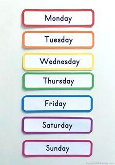 Preschool Classroom Labels, Preschool Charts, Preschool Learning Activities, Preschool Worksheets, Kids Learning, Kindergarten Classroom, Kindergarten Flash Cards, Classroom Teacher, Classroom Decor