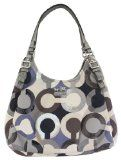 Coach Madison Op Art Sequined Maggie 19180 (Grey/Multi)