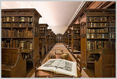 Fellows Library - Jesus College Oxford