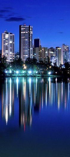 Londrina City - State of Paraná - Brazil