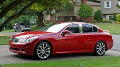 Best Tires For Infiniti G37 Sedan