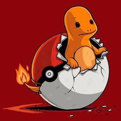 #pokemon #charmander #tshirts