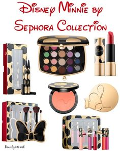 Disney Minnie by Sephora Beauty Collection