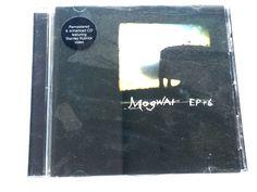 EP by Mogwai CD Oct 2001 Chemikal Underground 6 Bonus Trax U.K. #PostRock