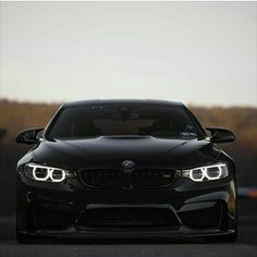 BMW M4 black devil