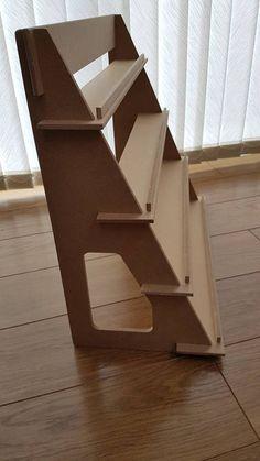 Pantalla versión para estante 4 plana el paquete base