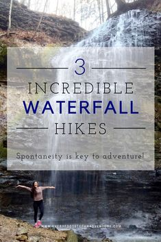 A story of my three incredible and unique experiences at Tiffany Falls and Sherman Falls in Hamilton, Canada! The first time I discovered this place was in the dark...