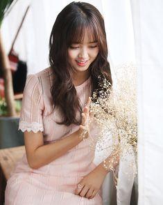 Kim So-hyun (김소현) Kim So Hyun Fashion, Korean Fashion, Korean Beauty, Asian Beauty, Korean Celebrities, Celebs, Korean Girl, Asian Girl, Hyun Soo