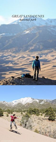 9 Things You Can't Miss at Great Sand Dunes National Park