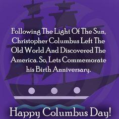Happy Columbus Day! #SistarMortgage