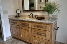 Rustic Cabinets for Sale . Rustic Cabinets for Sale . This Old Rooster Unfinished Bathroom Vanities, Country Bathroom Vanities, Barn Wood Bathroom, Bathroom Vanity Base, Bathroom Vanity Cabinets, Bathroom Ideas, Downstairs Bathroom, Bath Ideas, Master Bathroom