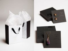 HEXE JEWELRY by elyse taylor, via Behance