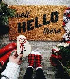 hello holidays, via Caiti
