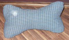 Leseknochen aus Herrenhemd