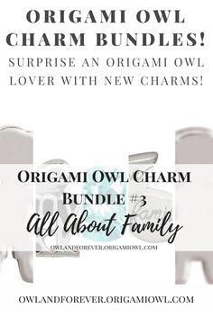 Origami Owl Charm Bu