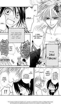 Kaichou Wa Maid-sama! 5 Page 8