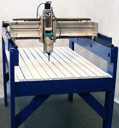 Rack and Pinion and Leadscrew CNC Machine with Aluminum Carriage and Gantry