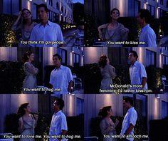 You think I'm gorgeous ~ Miss Congeniality (2000) ~ Movie Quotes #amusementphile