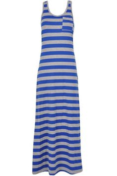 WalG Striped Maxi Dress in Blue Wal G, Striped Maxi Dresses, Blue, Clothes, Fashion, Outfits, Moda, Stripped Maxi Dresses, Clothing