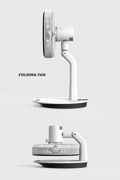 Folding Fan on Behance