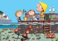 Jack Haddock is a NEW children's character: Jack Haddock is a very unlucky fisherman. Come and us and watch Jack Haddock world as it grows. - Jack Haddock