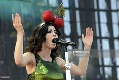 Marina Diamandis of Marina and the Diamonds performs during the 2015 Coachella Valley Music And Arts Festival at The Empire Polo Club on April 12, 2015 in Indio, California.