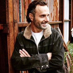 Andy Lincoln as Rick Grimes                                                                                                                                                                                 More