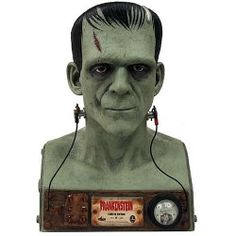 Yeah no way i'll ever afford a 500 dollar bust, but this one is sweet. Universal Monsters Frankenstein VFX Head 1:1 Scale Bust