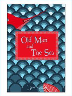 Книжный дизайн: Старик и море