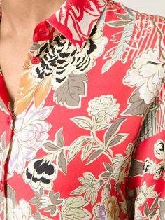 Oriental Flower Shirt  ETRO