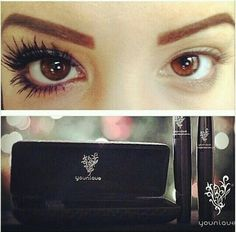 You NEED this mascara!! Return in 14 days if you dont love it! Its chemical and paraben free!  Order from me today at www.youniqueproducts.com/AmberTucker