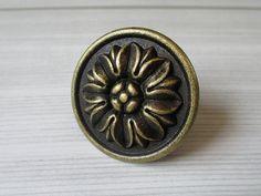 Rustic Knobs / Dresser Knobs / Drawer Pulls Handles / Cabinet Door Knobs Vintage Look by LynnsGraceland, $3.50