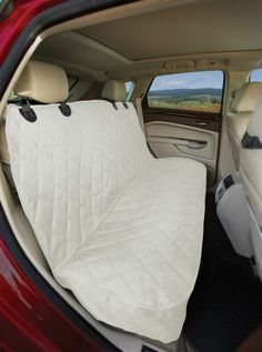 4Knines Fitted Rear Bench Seat Non Slip Cover See This Awesome Image