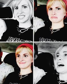 Me all day #hayleywilliams #tayloryork #paramore