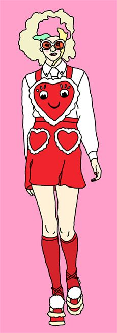 yippywhippy:  i want to live in a meadham kirchhoff world.