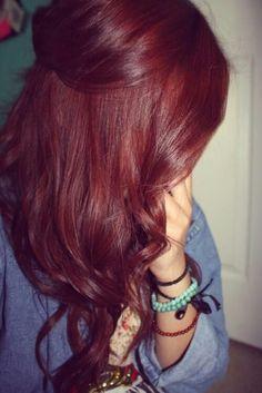 Pelo rojo....(me gusta)