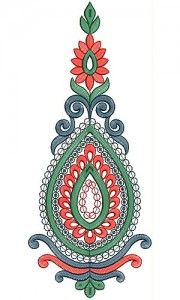 10715 Kali Embroidery Design