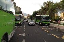 zu den Bussen auf Teneriffa