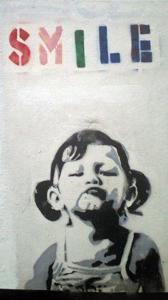 L'histoire derrière Banksy…