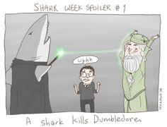 Shark Week Spoiler by Erin Brown