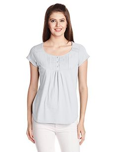 People Women's Plain T-Shirt Check more at http://www.indian-shopping.in/product/people-womens-plain-t-shirt/
