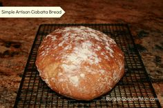 Bake Your Own Artisan Bread in Just Five Minutes a Day - Easy, Tasty & Frugal!