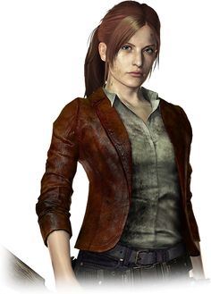 Claire Redfield (Resident Evil Revelations 2)