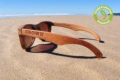 WANT!! --- GROWN® Sustainable Wooden Eyewear | Bamboo Sunglasses | Official Site — 'KICKER' Dumu Wood
